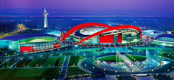 Place Making: Nanjing Olympic Sports Park